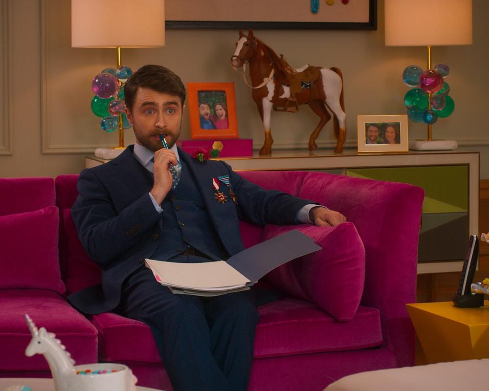 Daniel Radcliffe in Unbreakable Kimmy Schmidt