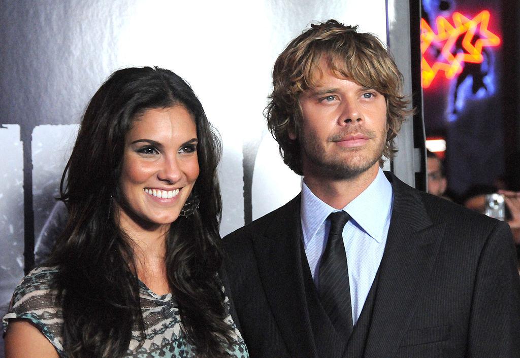 NCIS LA stars Daniela Ruah and Eric Christian Olsen   Barry King/FilmMagic
