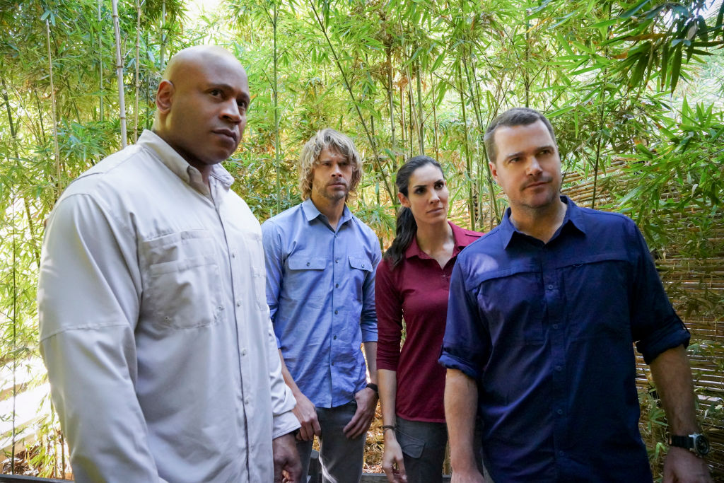 The NCIS Los Angeles cast   Bill Inoshita/CBS via Getty Images