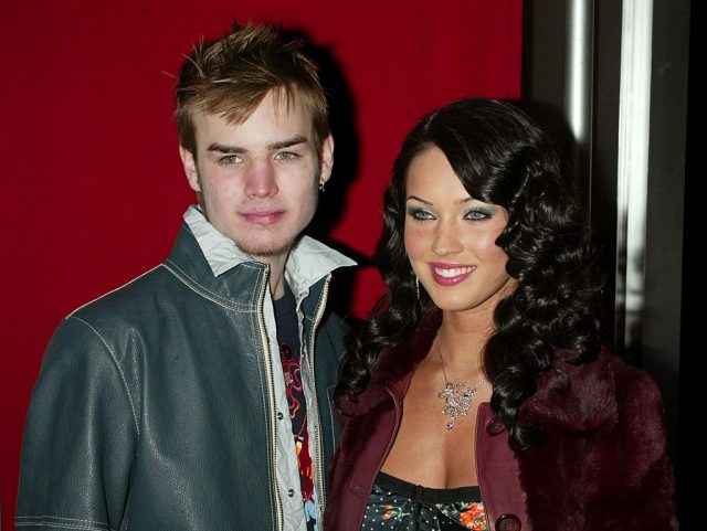 David Gallagher and Megan Fox at the premiere of 'Confessions of a Teenage Drama Queen' in 2004