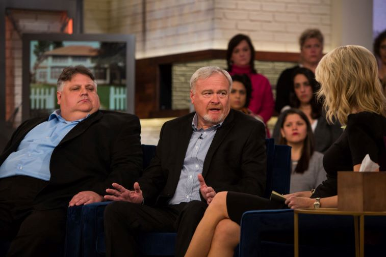 David Thibodeau and Gary Noesner on Megyn Kelly Today