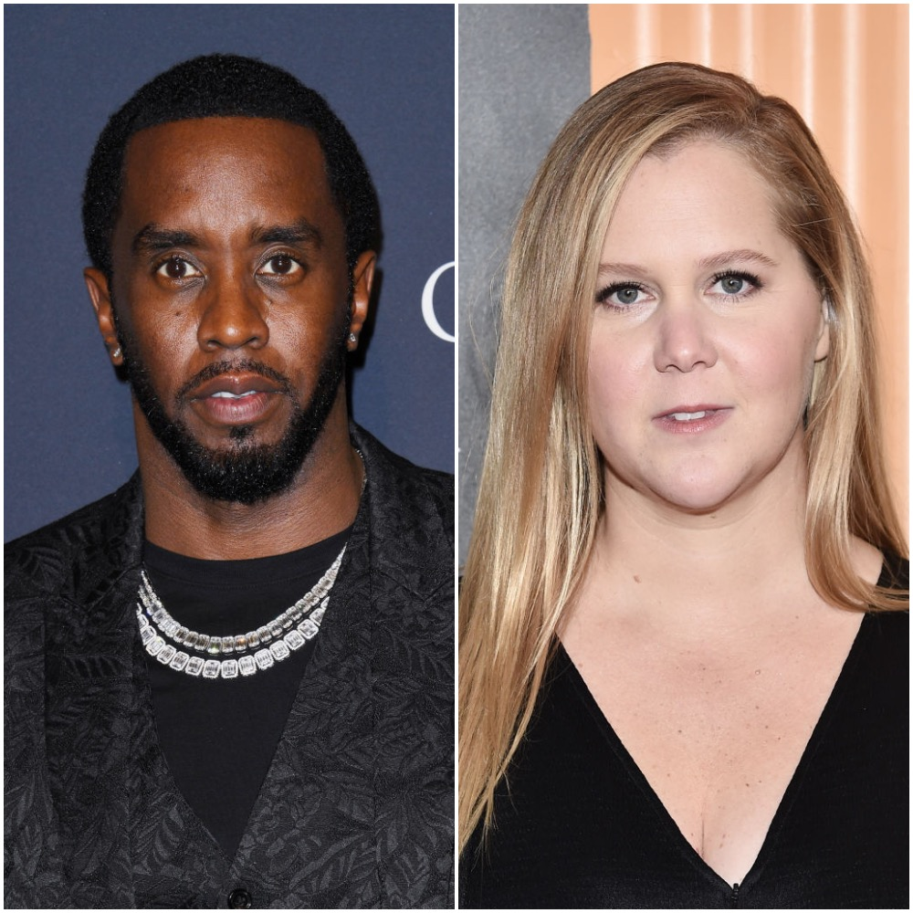 Diddy and Amy Schumer
