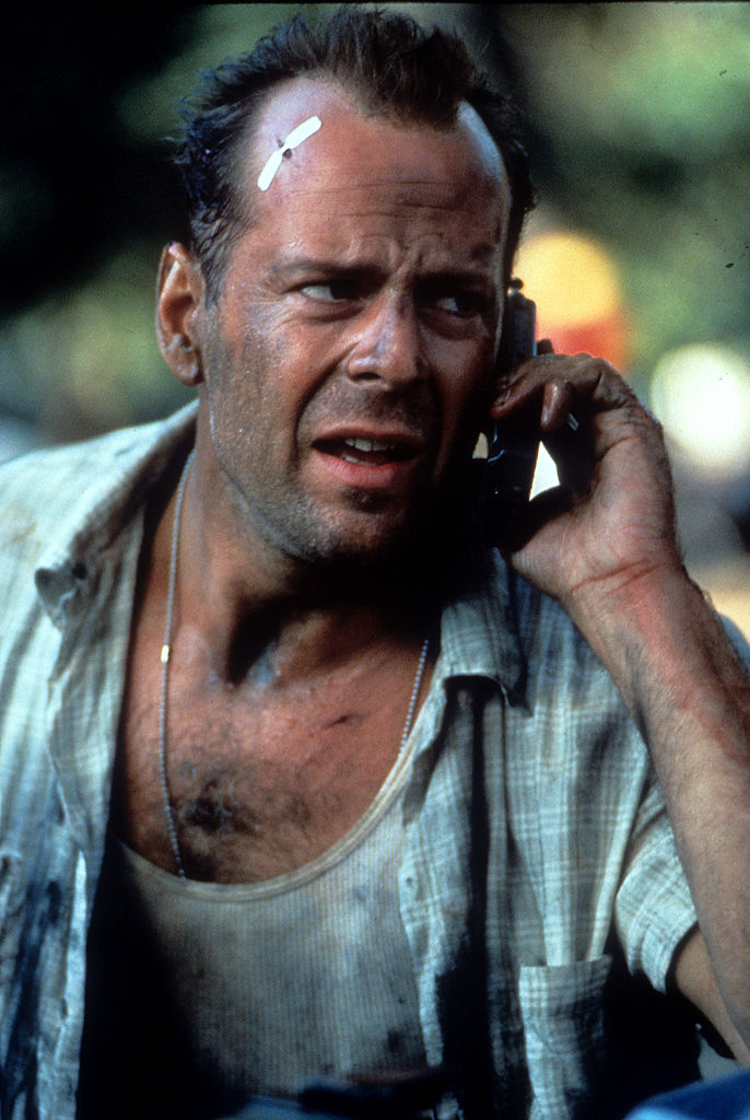 Die Hard with a Vengeance: Bruce Willis