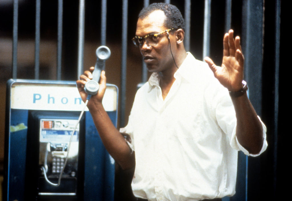 Die Hard with a Vengeance: Samuel L. Jackson