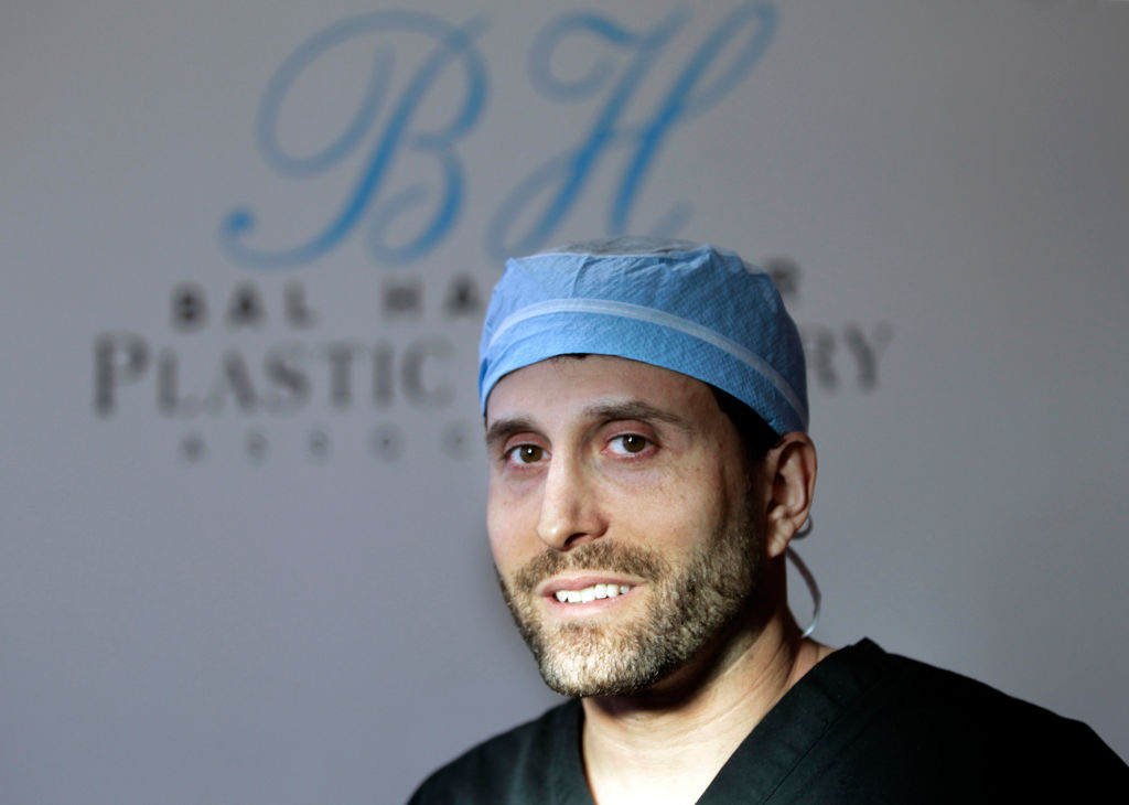 Dr. Michael Salzhauer, a plastic surgeon in Bay Harbor Islands