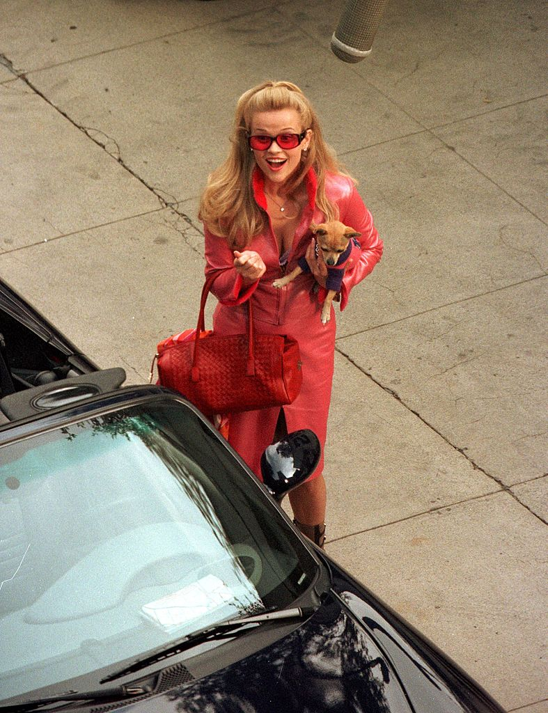 Elle Woods in Legally Blonde