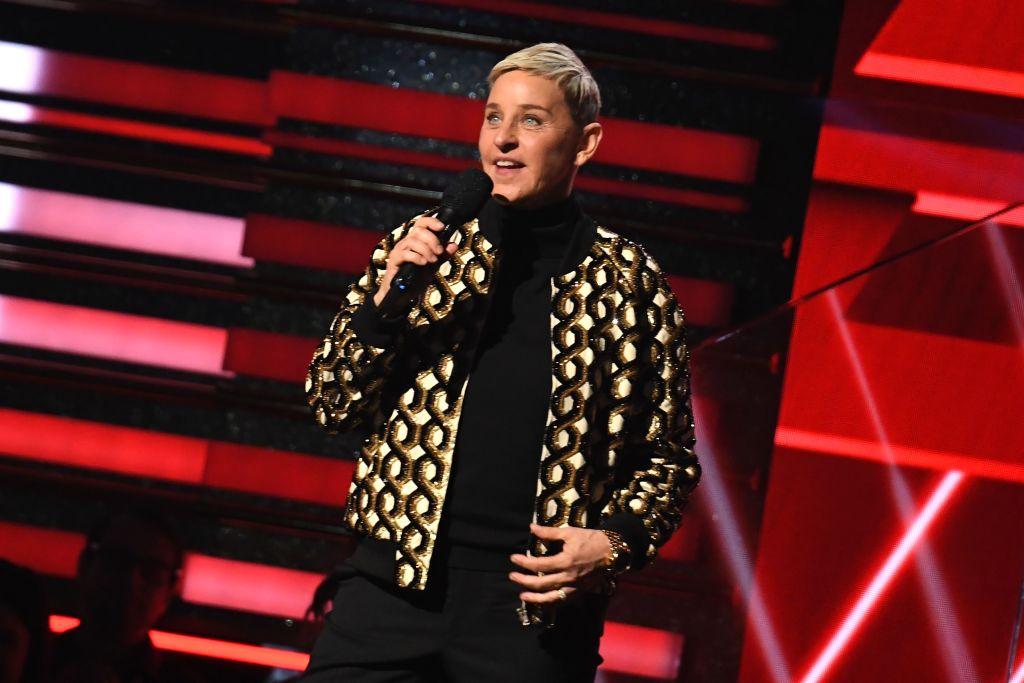 Ellen Degeneres facing mean rumors