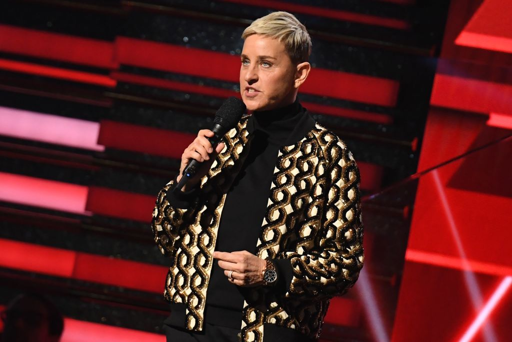 Ellen Degeneres accused of being a mean person