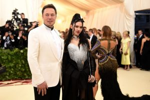 Grimes Is Actually Involved With Tesla Motors Operations