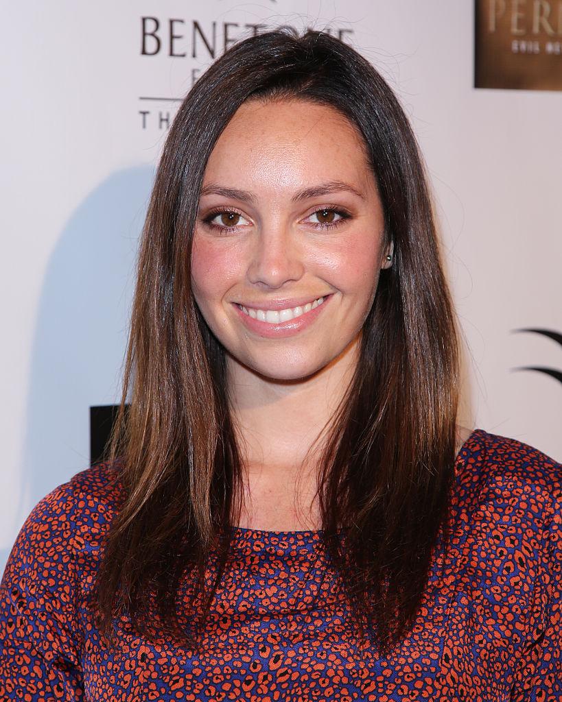 Emily O'Brien in 2015