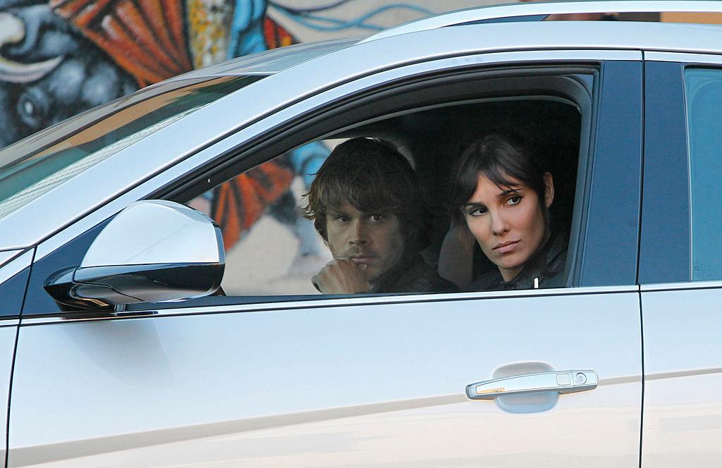 Eric Christian Olsen and Daniela Ruah   Sonja Flemming/CBS via Getty Images