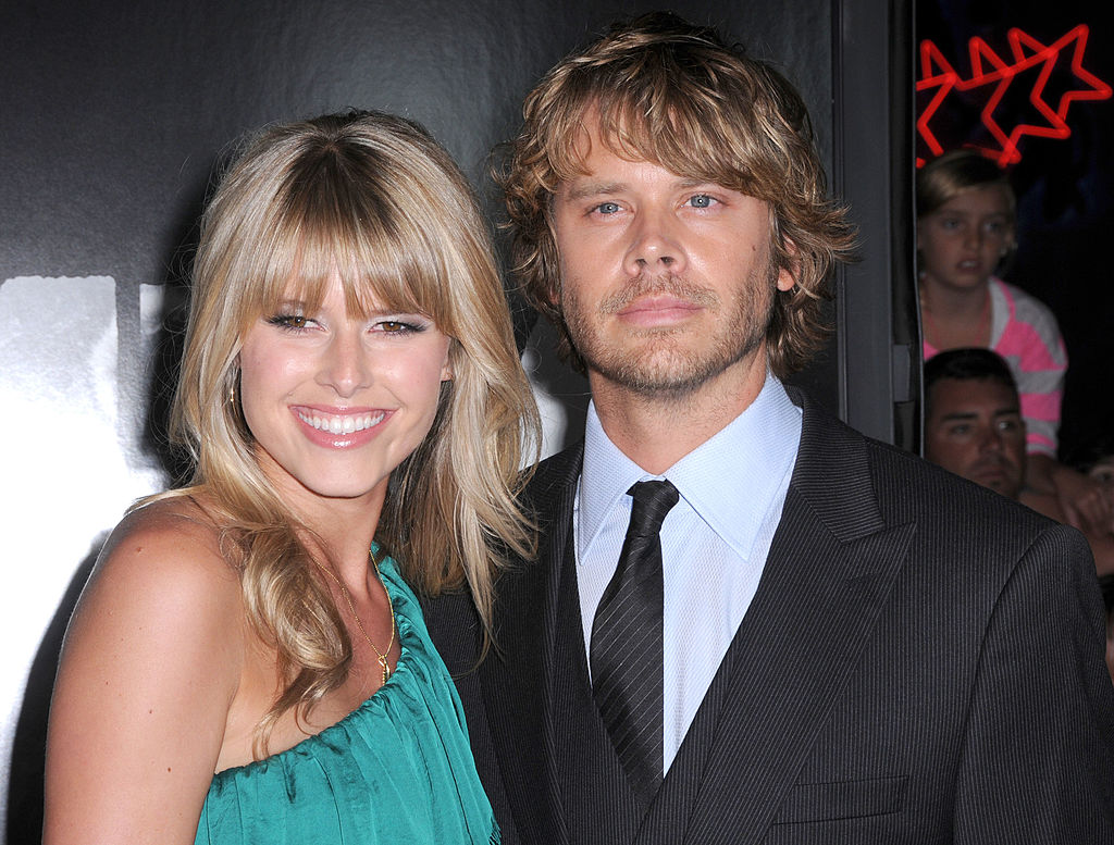 Sarah Wright and Eric Christian Olsen | Barry King/FilmMagic