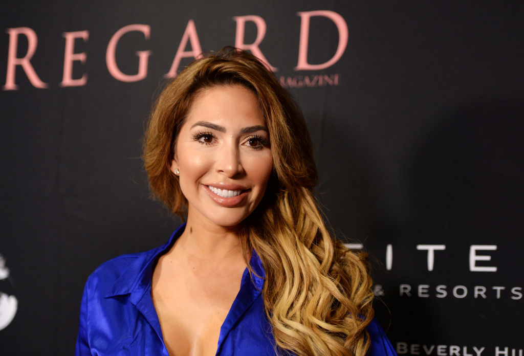 Farrah Abraham speaks out about mental health