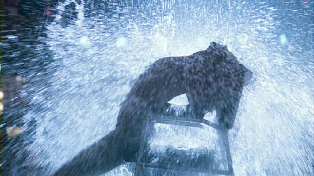 Flashdance water scene