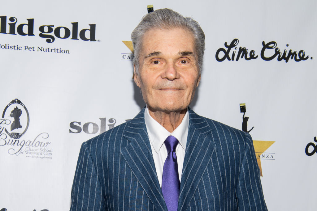 Fred Willard   Emma McIntyre/Getty Images for Kitty Bungalow