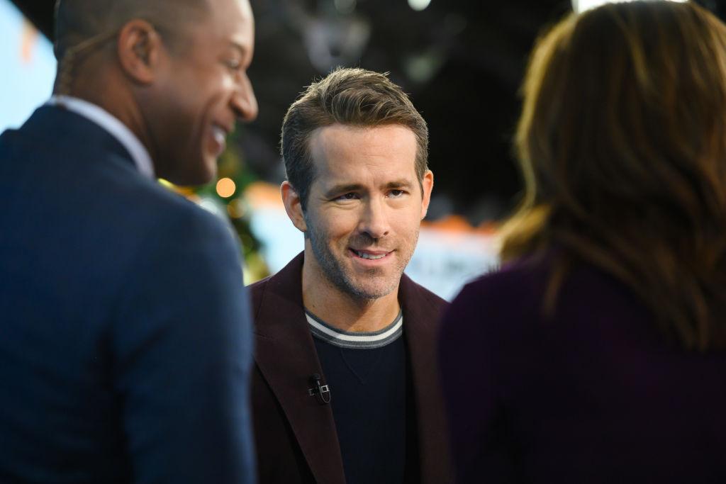 Free Guy star Ryan Reynolds