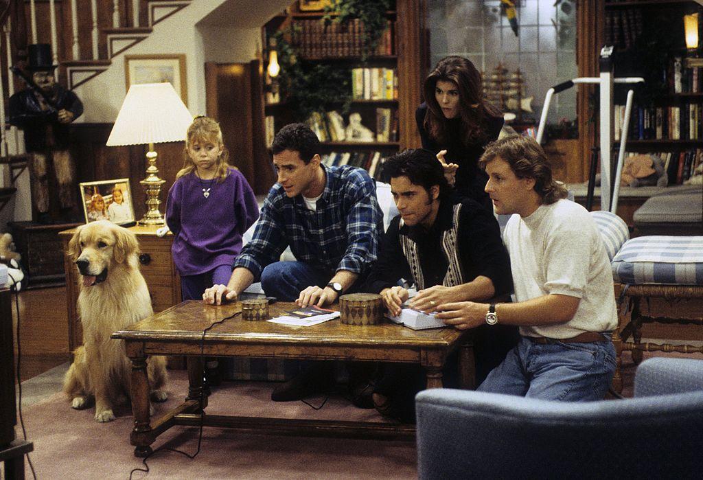 Episode of 'Full House'
