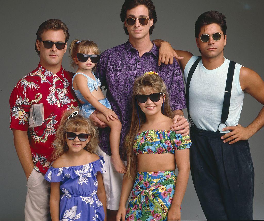 The Cast of 'Full House'