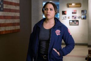 Monica Raymund Wanted Her New Role Because It's so Different From Gabby on 'Chicago Fire'