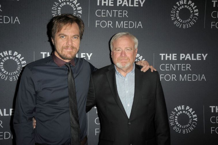 Michael Shannon and Gary Noesner
