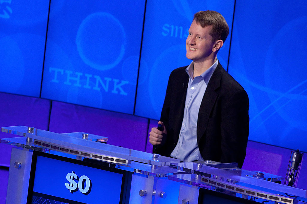 Ken Jennings on 'Jeopardy!'