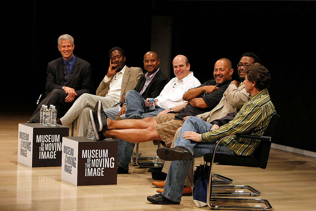 'The Wire' cast and creators