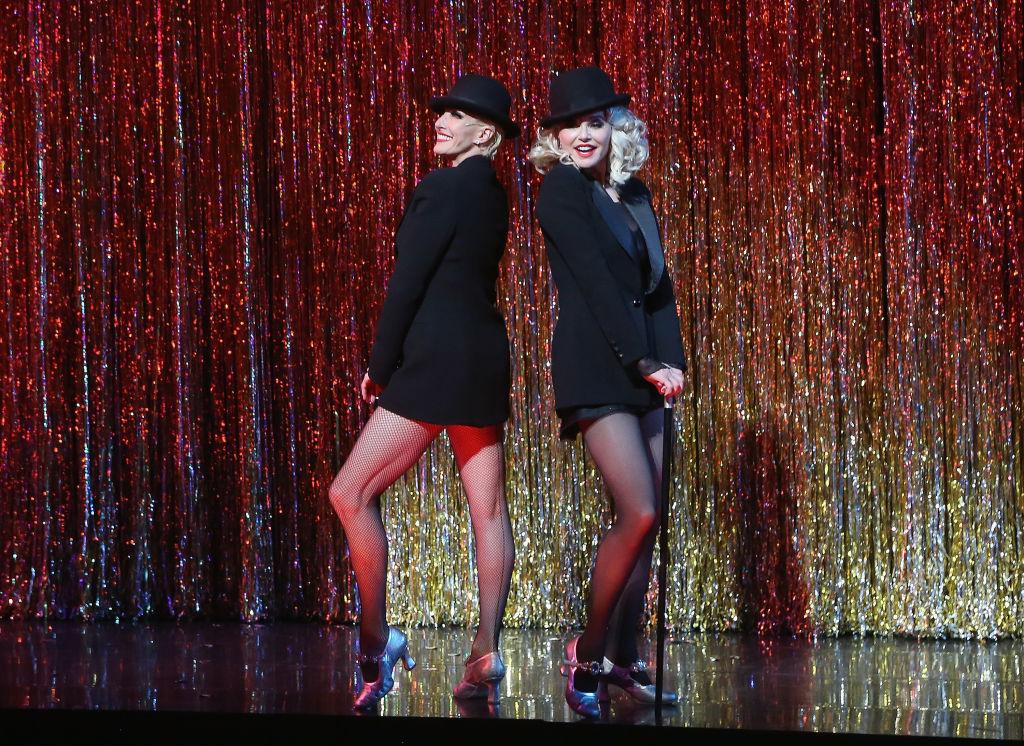"Christie Brinkley Returns As Roxie Hart In ""Chicago"" on Broadway"