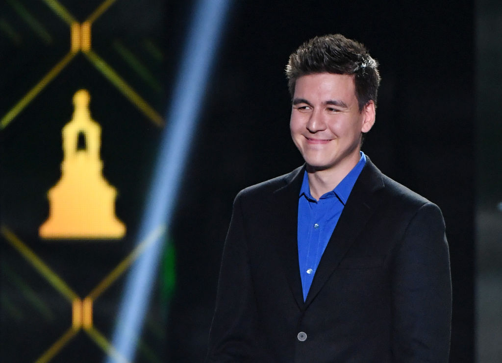'Jeopardy!' champion James Holzhauer