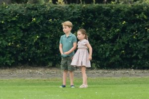 Prince George and Princess Charlotte Have Been Bonding Over 1 Fun Activity During Quarantine