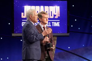 Ken Jennings Could Have Easily Lost His First 'Jeopardy!' Game in 2004
