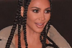 Kim Kardashian Is Being Dragged Over Her 'Pale Hands' Remark