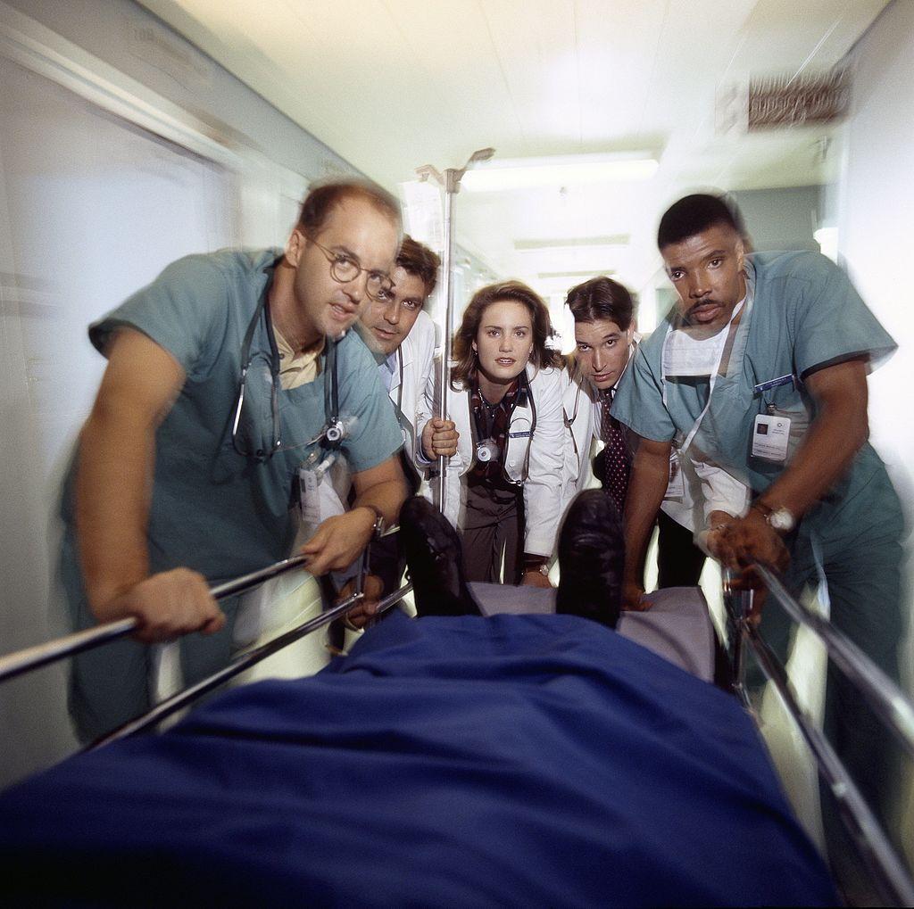 Season 1 Cast of 'ER'