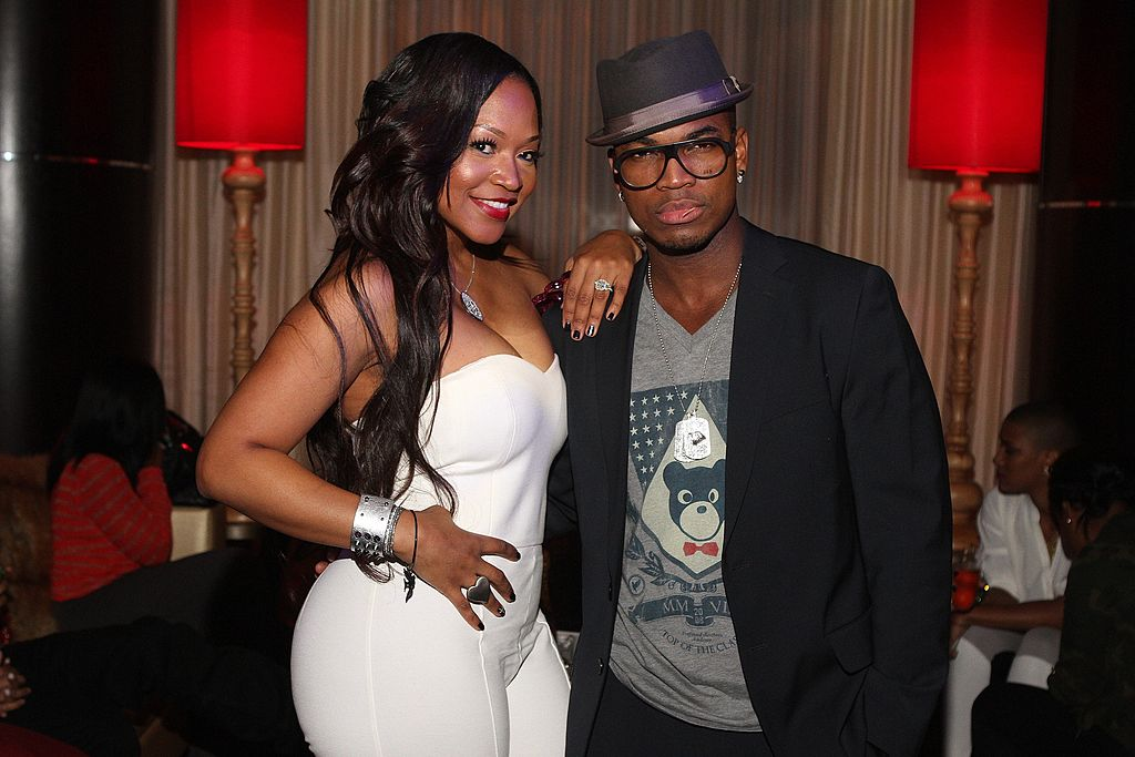 Monyetta Shaw and Ne-Yo