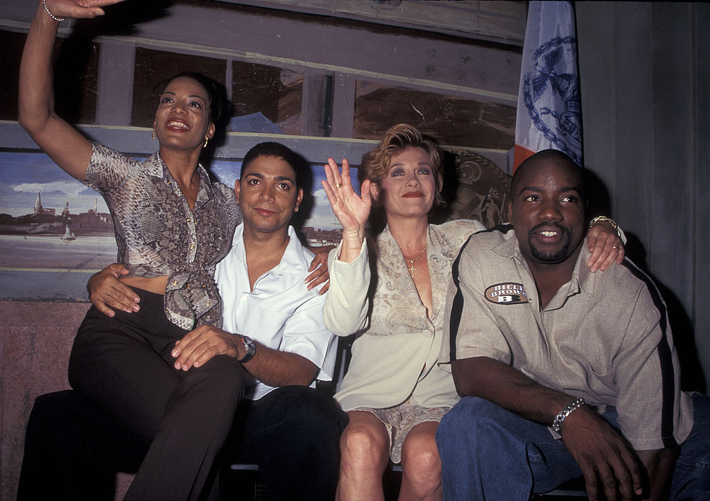 'New York Undercover' cast