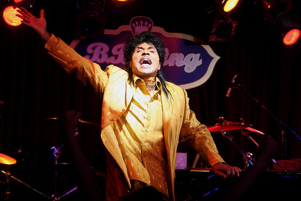Little Richard in 2007