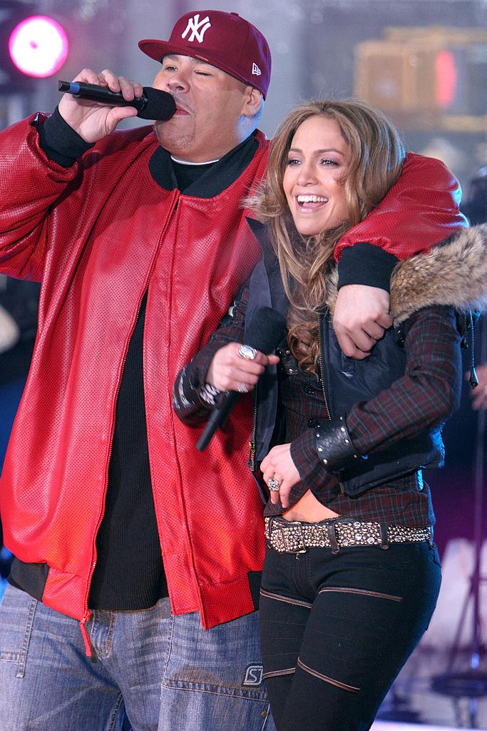 Jennifer Lopez and Fat Joe