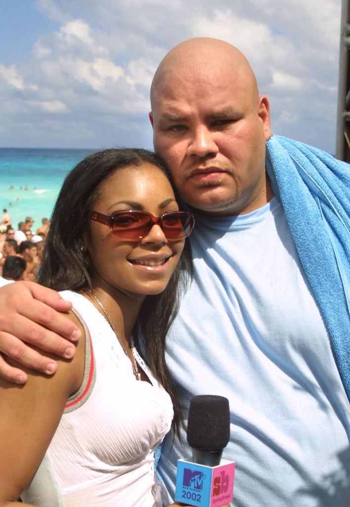 Ashanti and Fat Joe