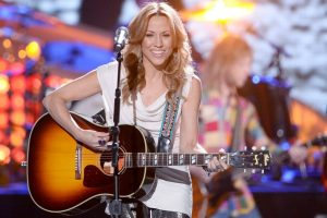 Sheryl Crow Sang George Harrison's 'Beware of Darkness' and It's Exquisite