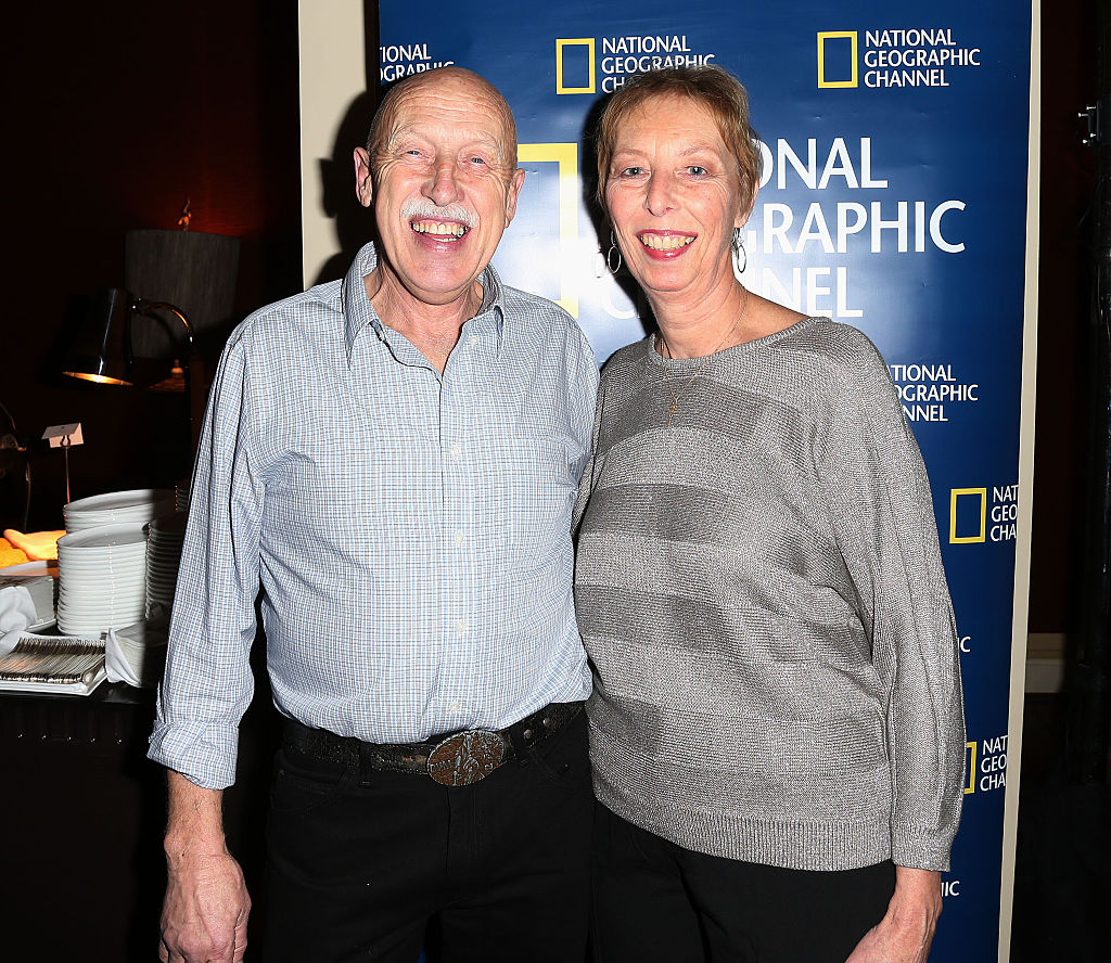 Dr. Jan and Diane Pol of 'The Incredible Dr. Pol'