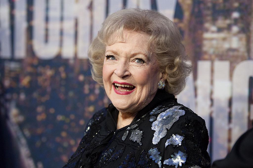 Betty White, 98, is 'doing very well' despite the coronavirus pandemic