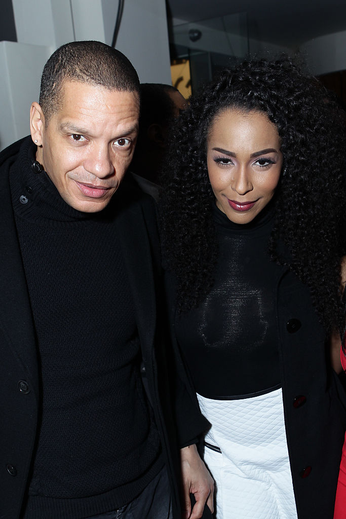 Peter Gunz and Amina Buddafly