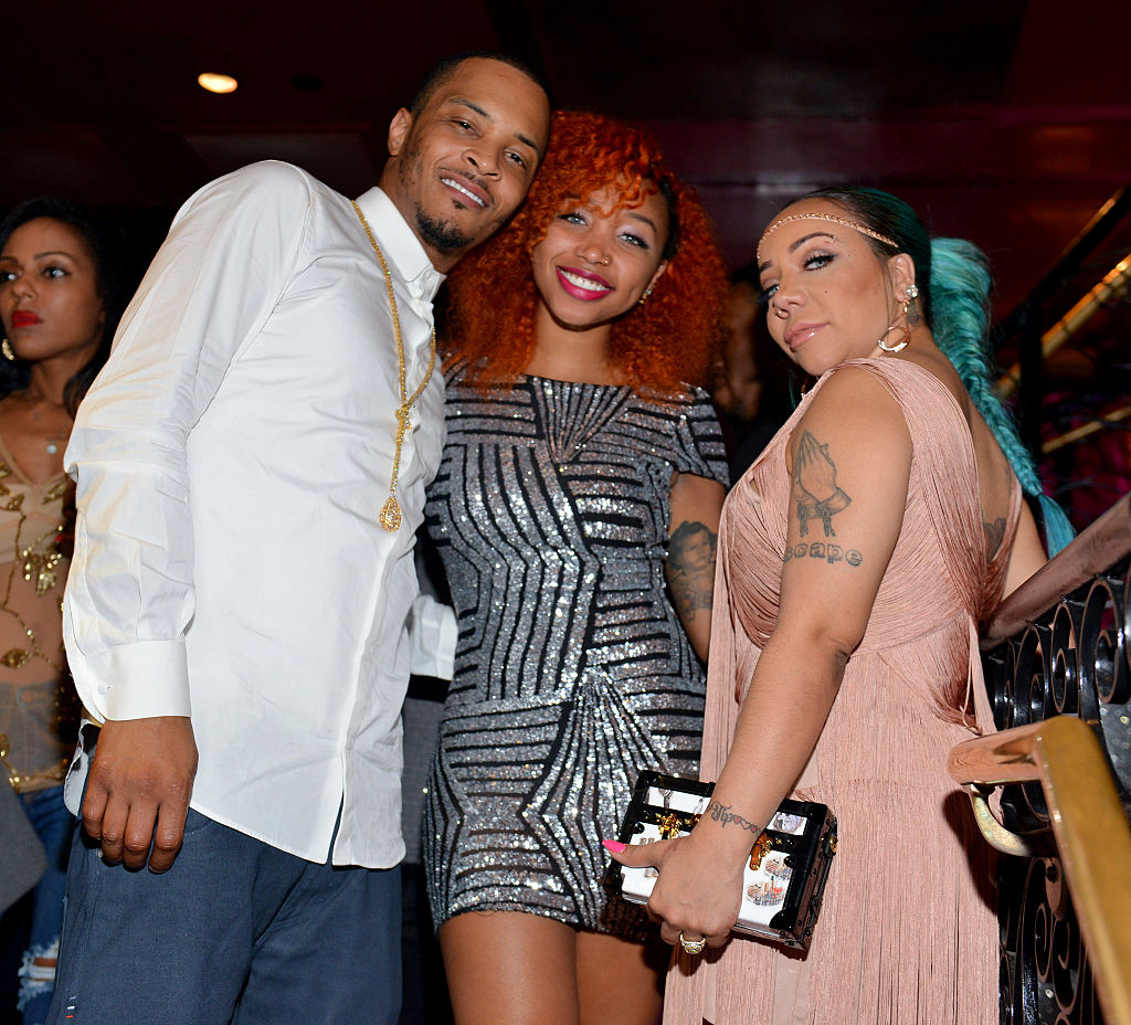 T.I., Zonnique, and Tiny