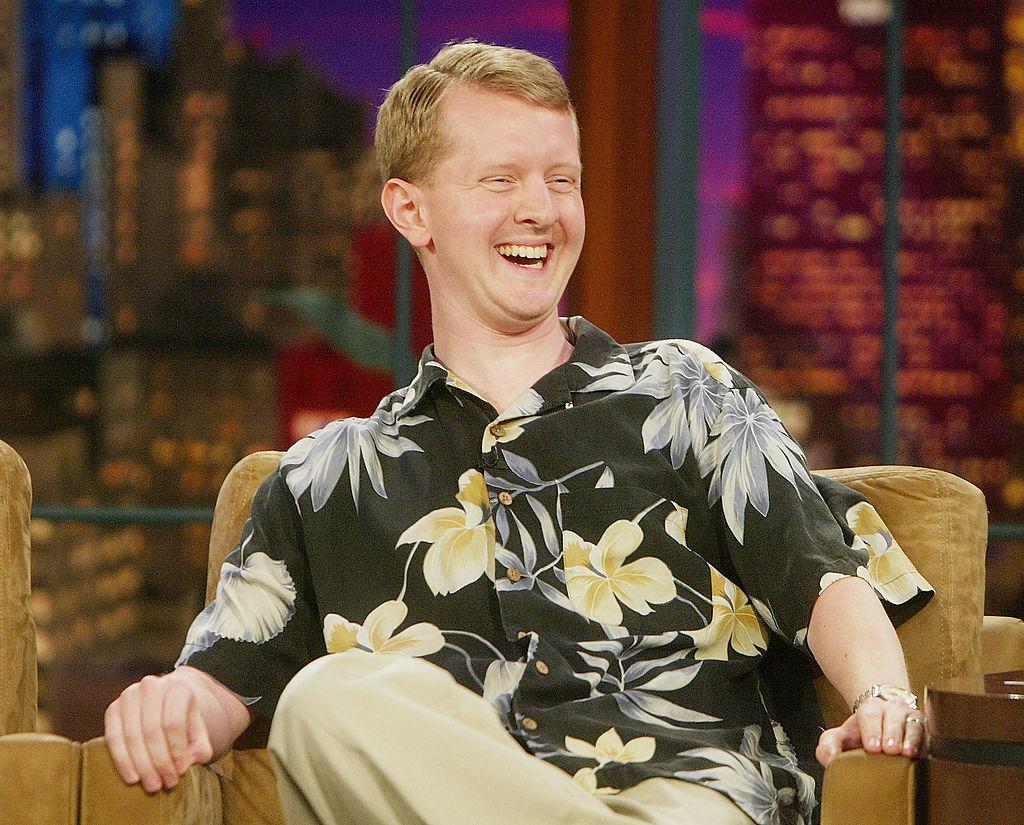 'Jeopardy!' champion Ken Jennings