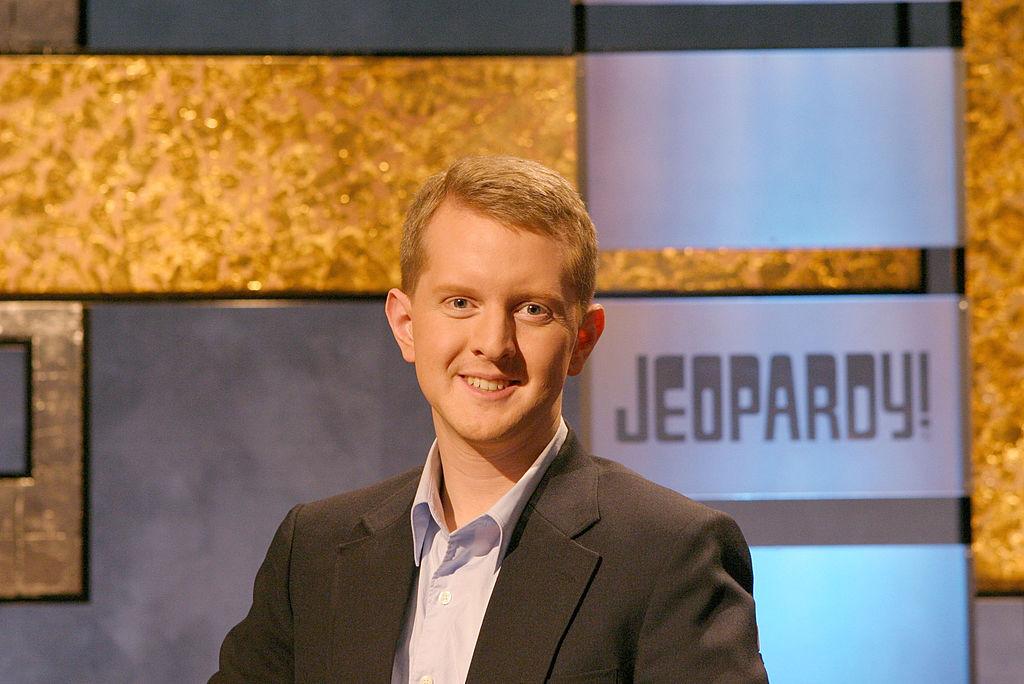 Ken Jennings in 2004 on 'Jeopardy!'