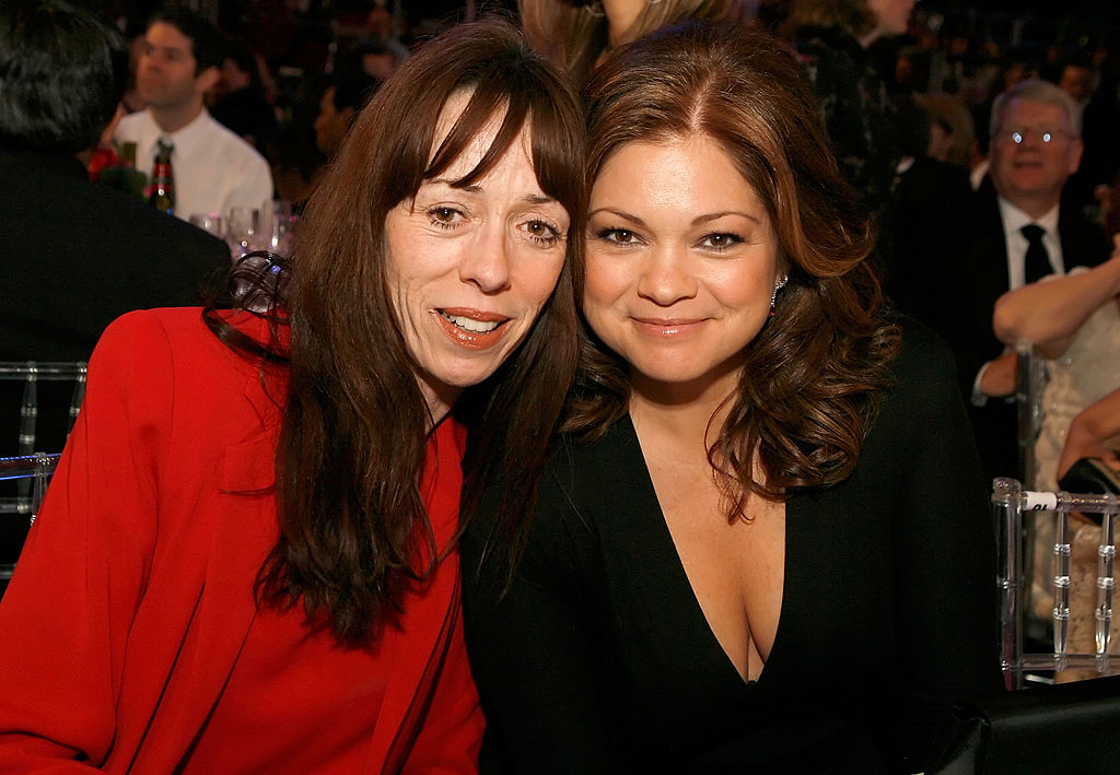 Mackenzie Phillips and Valerie Bertinelli at 2007 TV Land Awards