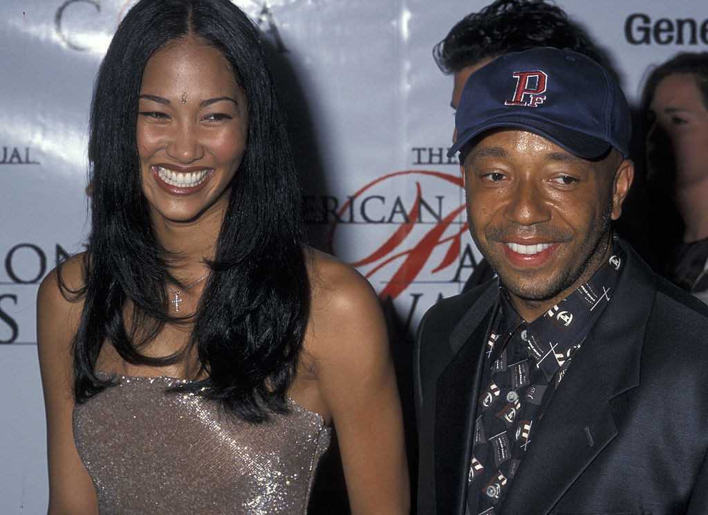 Simmons wife russell Russell Simmons