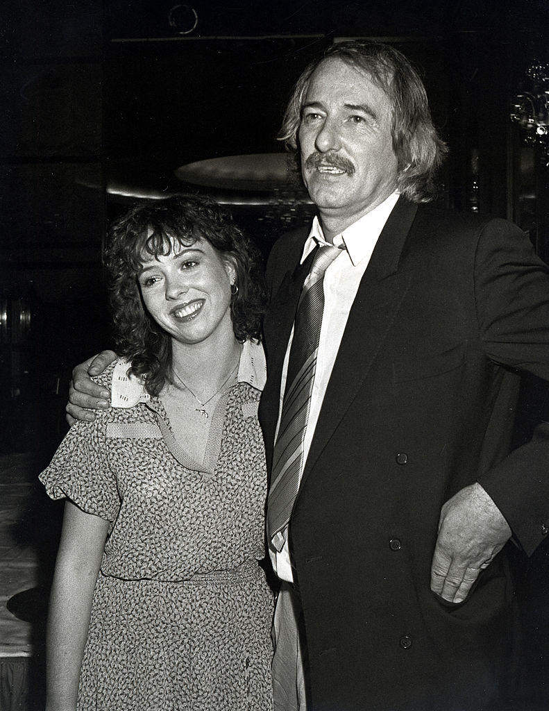 Mackenzie Phillips and father John Phillips
