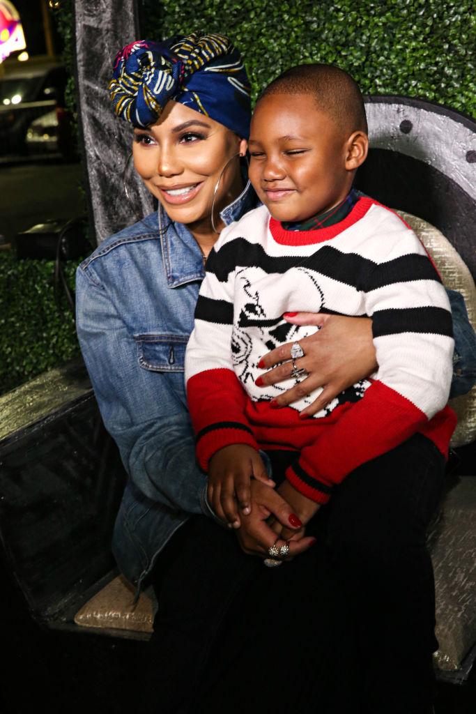 Tamar Braxton Says Her Boyfriend Inspired Her To Want More Children - Showbiz Cheat Sheet