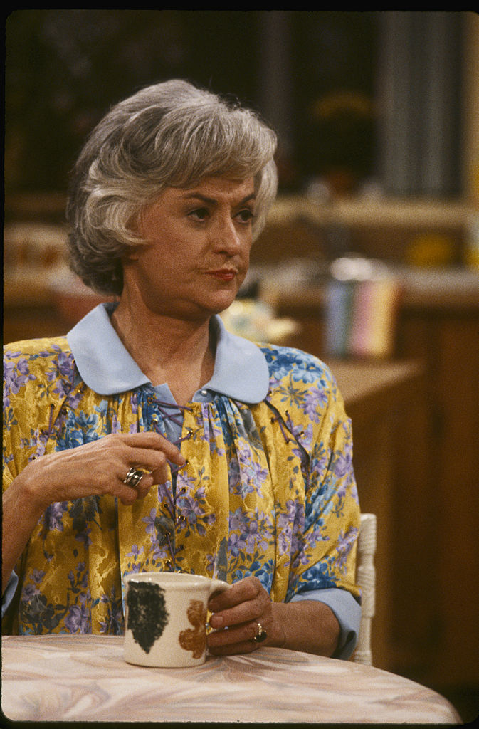 Bea Arthur as Dorothy in 'The Golden Girls'