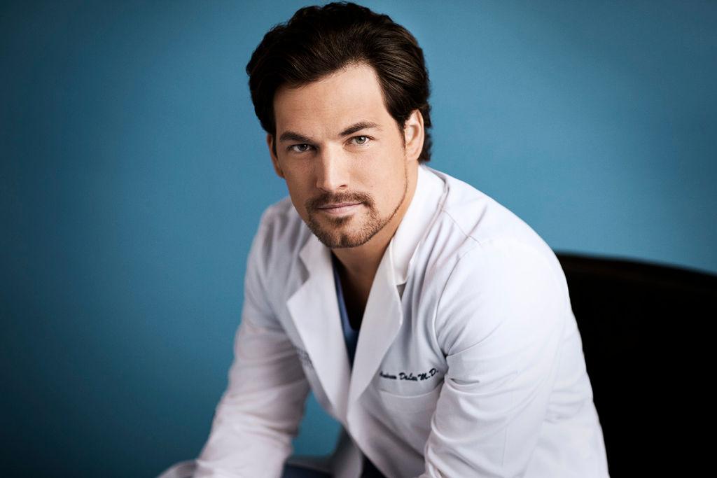 Greys Anatomy De Luca